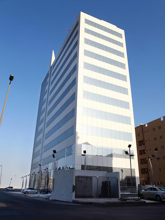 برج روض الخزامى المكتبي -1- الدمام