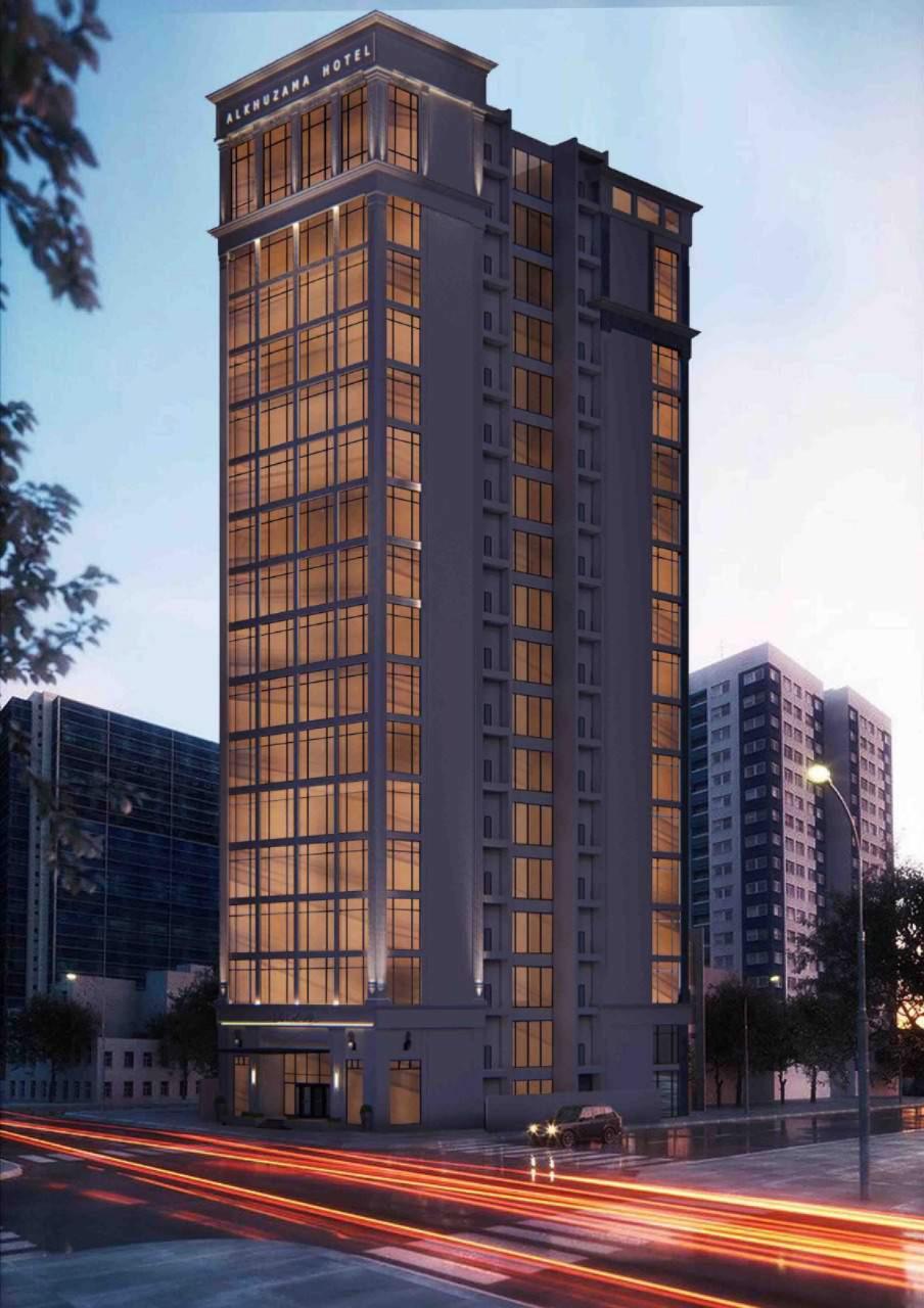 برج روض الخزامى الفندقي – 3 – الدمام