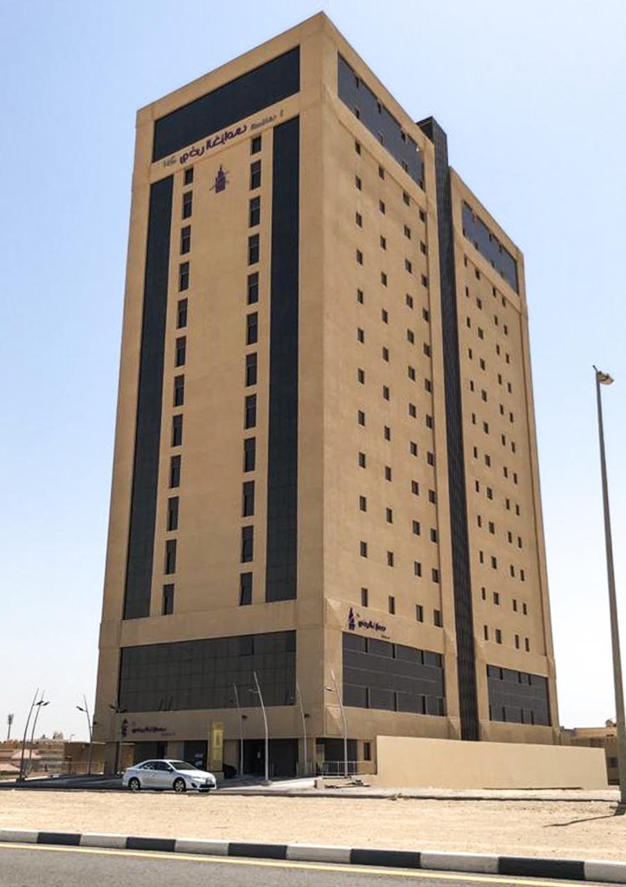 برج روض الخزامى السكني -1 -الدمام