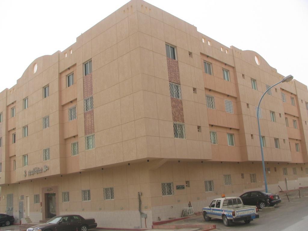 مشروع شقق البدور(3)الرياض