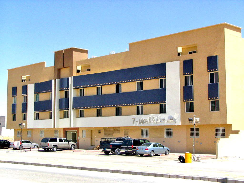مشروع شقق البدور(7)الرياض